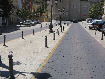 Cobblestone Pavements