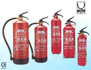 Extinguisers