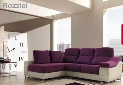 Sofa model Rozziel
