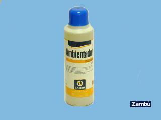 Freshener for removing smoke smells