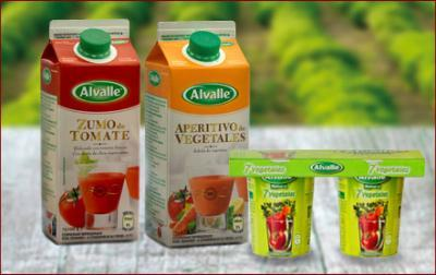 Vegetable juices and drinks