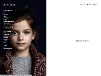 Marketing fashion garments for children