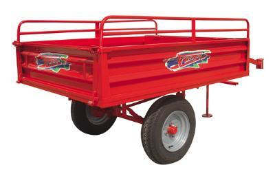 Trailers for farming use