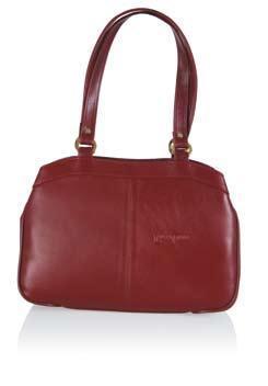 Lady's leather handbags