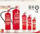 Powder fire extinguisher ABC