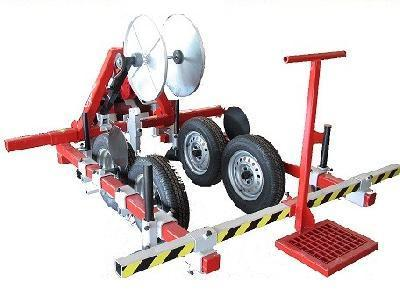 Machinery for plastic filtering