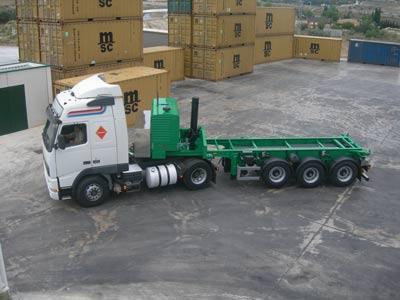 Inland transportation