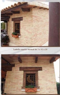 3 X 12 x 25 handmade brick