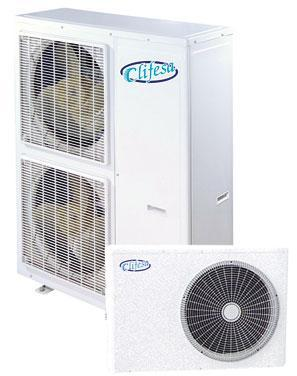 Split, ceiling and conduct type air conditioning machines