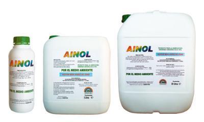 Ainol: Oil-based organic liquid insecticide