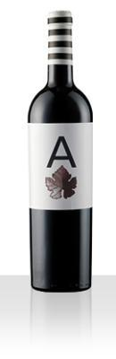 Altico 2008 red wine. 100% Syrah grapes.