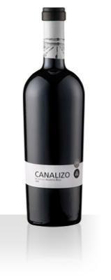 Canaliza 2006 red wine. Monastrell, Syrah and Tempranillo grapes.