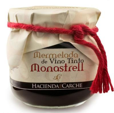 Jam of Monastrell Red Wine