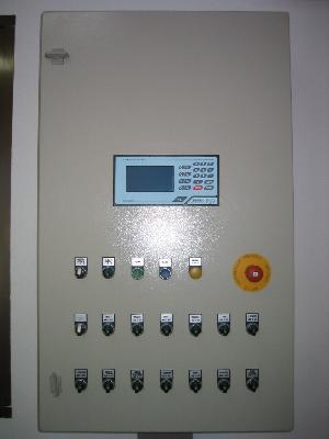 Concrete dispenser