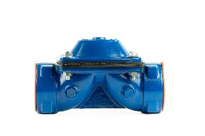 Cast iron screw hydraulic valve