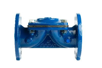 Cast iron flange hydraulic valve