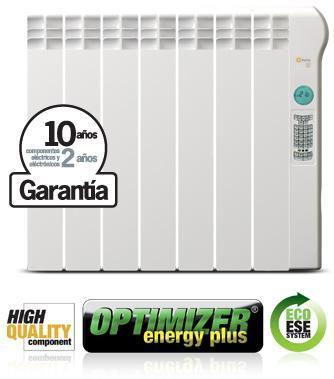 Cast aluminium radiators