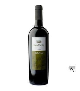 Ecological stained wine D.O. Jumilla