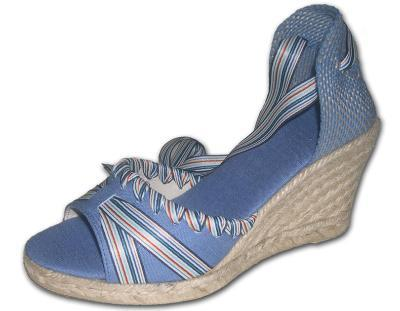 Women footwear in other materials