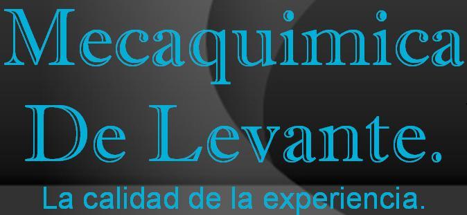 MECAQUÍMICA DE LEVANTE, S.L.