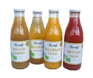 Manufacture of all organic juices and nectars