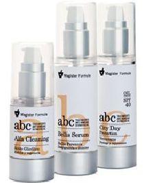 Treatment against facial spots