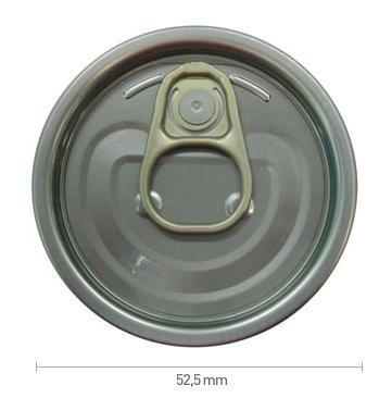 Easy opening lids.