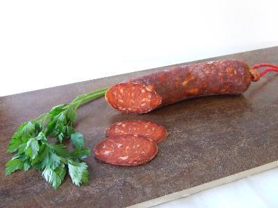 Cantimpalo Style Chorizo