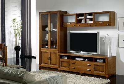 Living room furniture and decoration