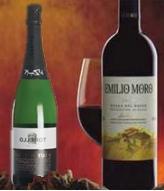 Wine and sparkling wine distribution