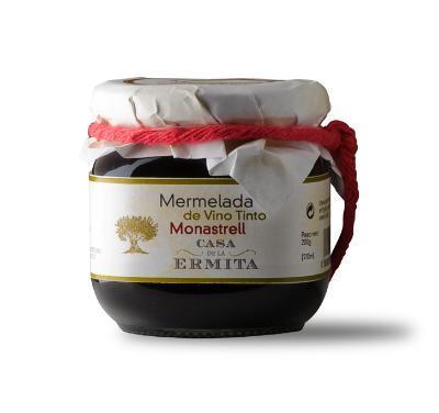 Casa de la Ermita Mermelada de Vino Tinto Monastrell