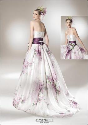 Wedding Dress - Oxana Bridal Collection