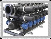 Filtration system.