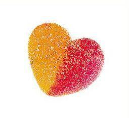 Sugared jellies