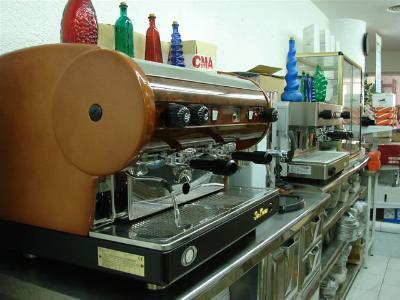 Machinery for the hotel & catering industry