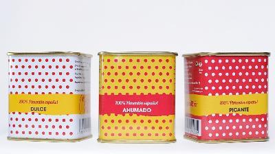 Paprika powder 3 tins