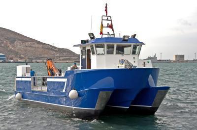 Boats for aquaculture