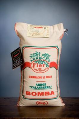 Calasparra brand rice
