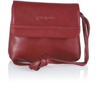 Small leather pouches