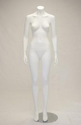 Headless mannequins made in fibreglass.