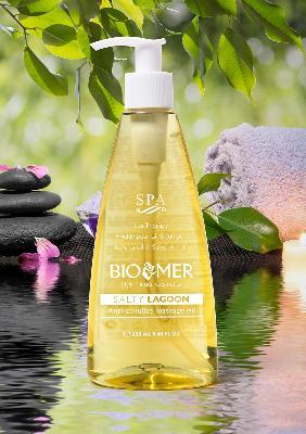 Anti-cellulite massage oil Salty Lagoon Spa Therapy
