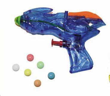 Splash gum - candy toy