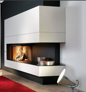 Plug-in fireplaces