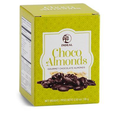 Choco almonds