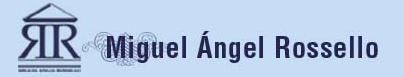 MIGUEL ÁNGEL ROSSELLO NAVARRO