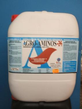 24% amino acids. SL