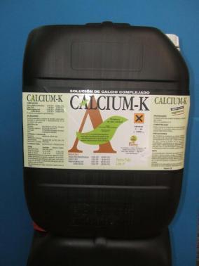 Calcium 8%. SL