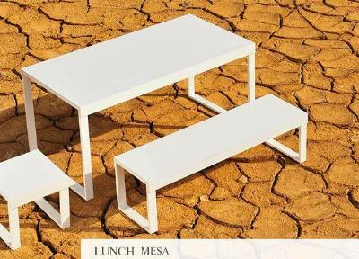 Lunch table