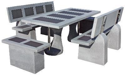 garden furniture / salons de jardin