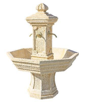 fountains / fontaines